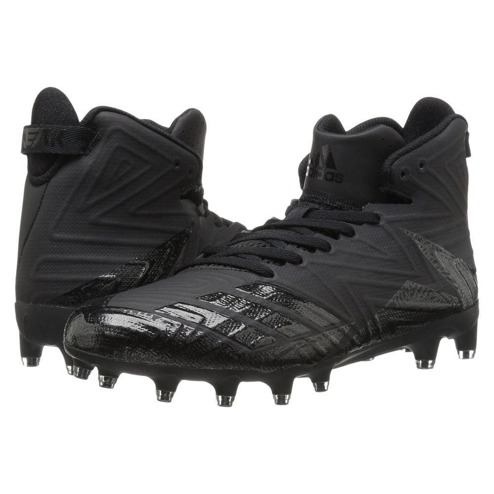 アディダス メンズ アメリカンフットボール シューズ・靴【freak X CARBON Mid Football】Black