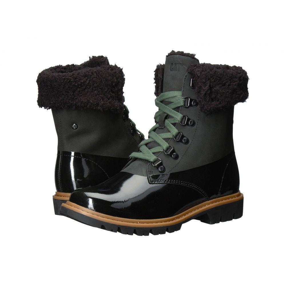 キャピタラー カジュアル レディース ハイキング・登山 シューズ・靴【Hub Hiker Fur】Black