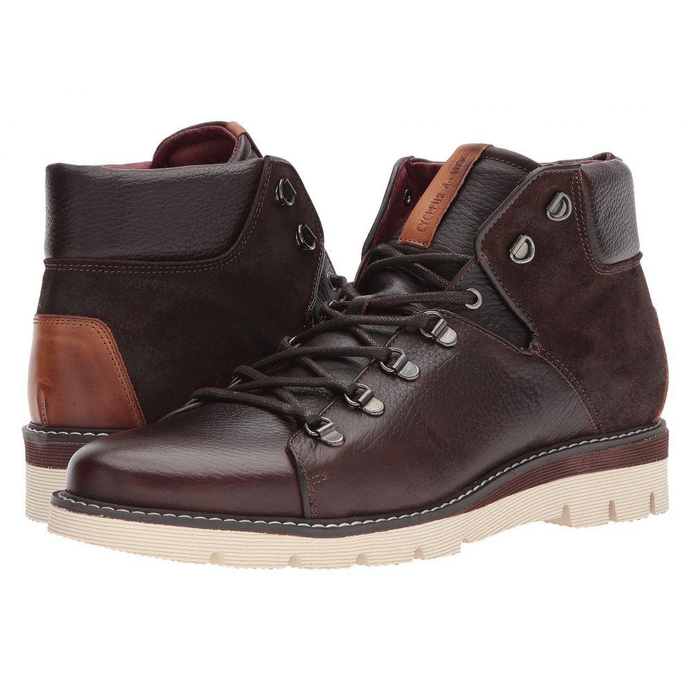 サイクラーデラックス メンズ ハイキング・登山 シューズ・靴【Hike】Dark Brown