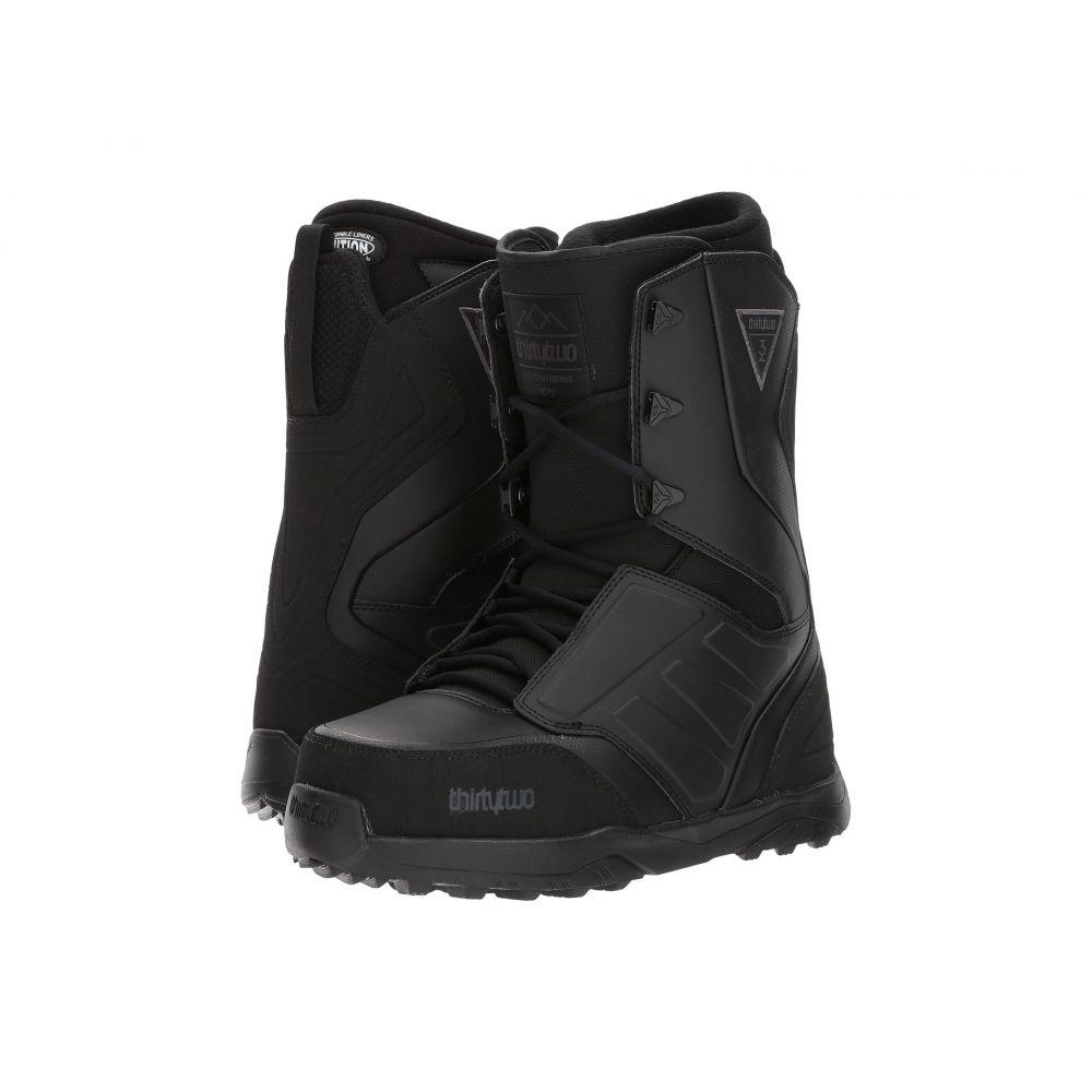 サーティーツー メンズ ハイキング・登山 シューズ・靴【Lashed '17】Blaxk