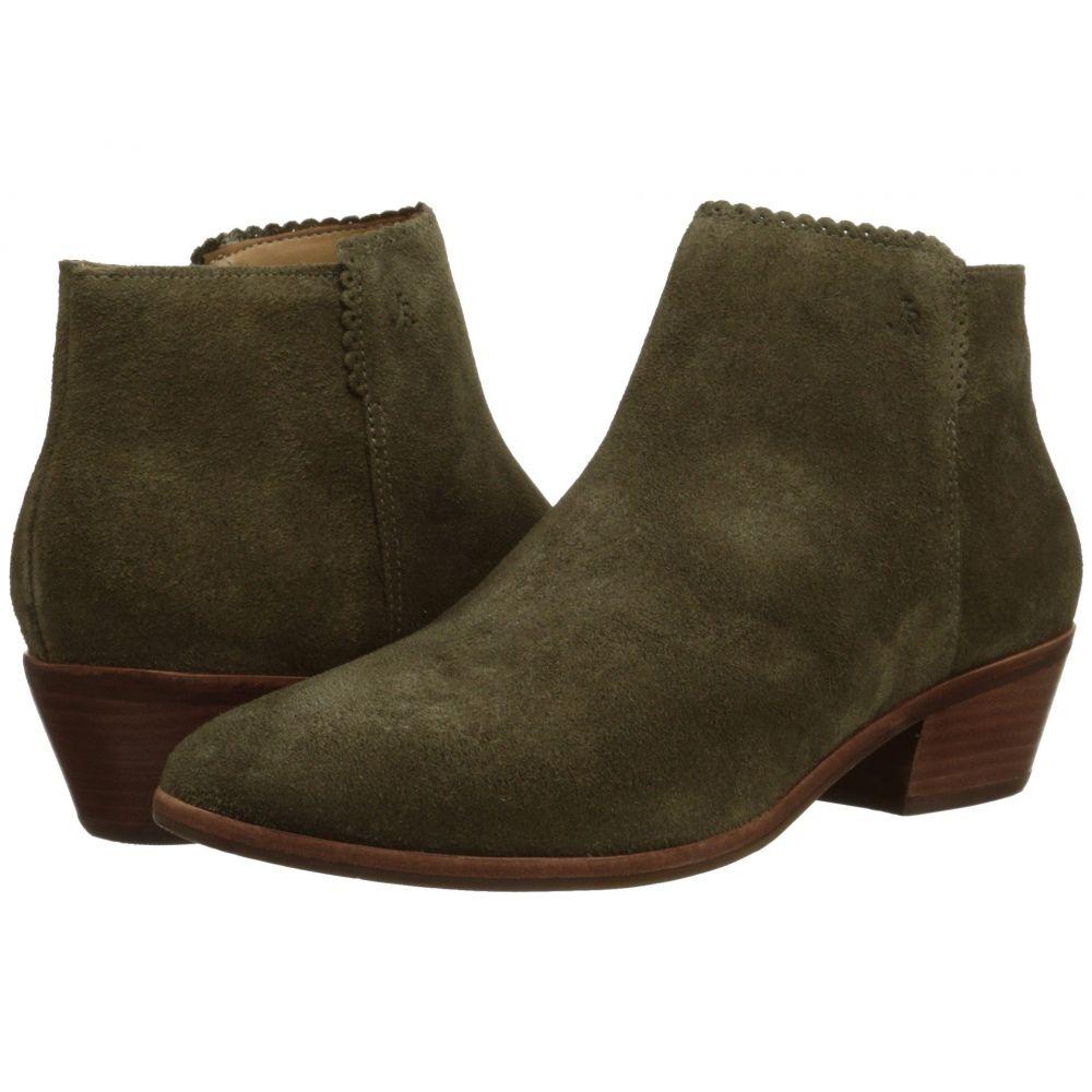 ジャックロジャース レディース シューズ・靴 ブーツ【Bailee Suede】Olive