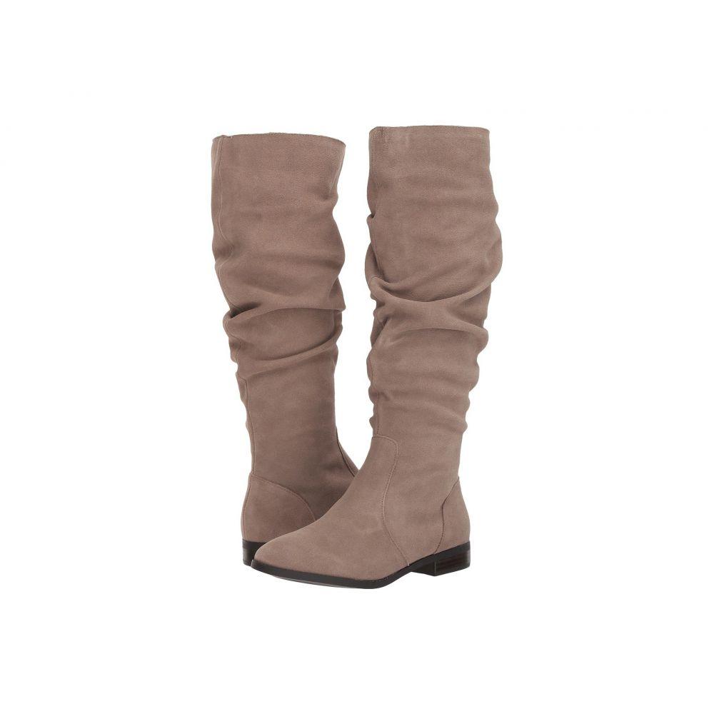 スティーブ マデン レディース シューズ・靴 ブーツ【Beacon Slouch Boot】Taupe Suede