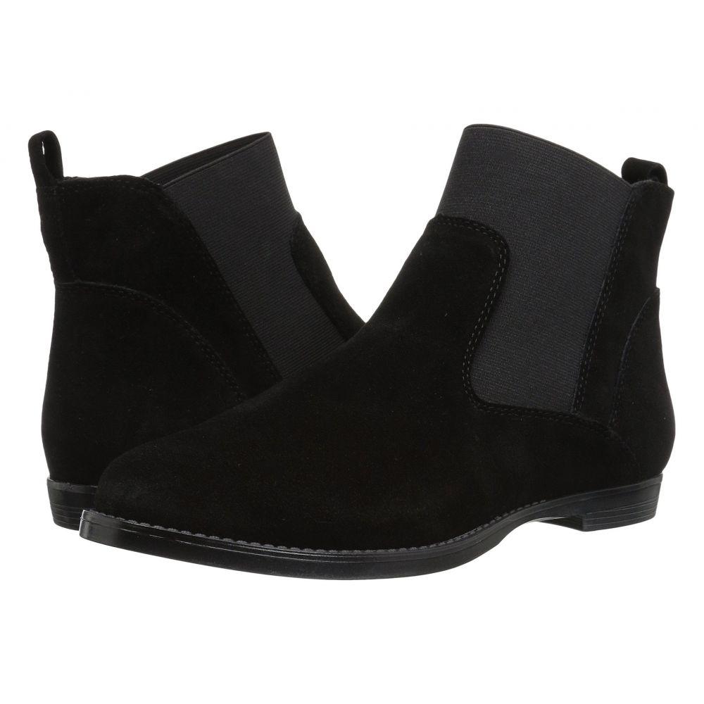 シューズ・靴 ブーツ【Rayna】Black レディース ベラヴィータ Suede