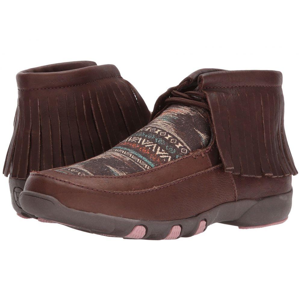 レディース ローパー ブーツ【Santa Fe】Tan シューズ・靴