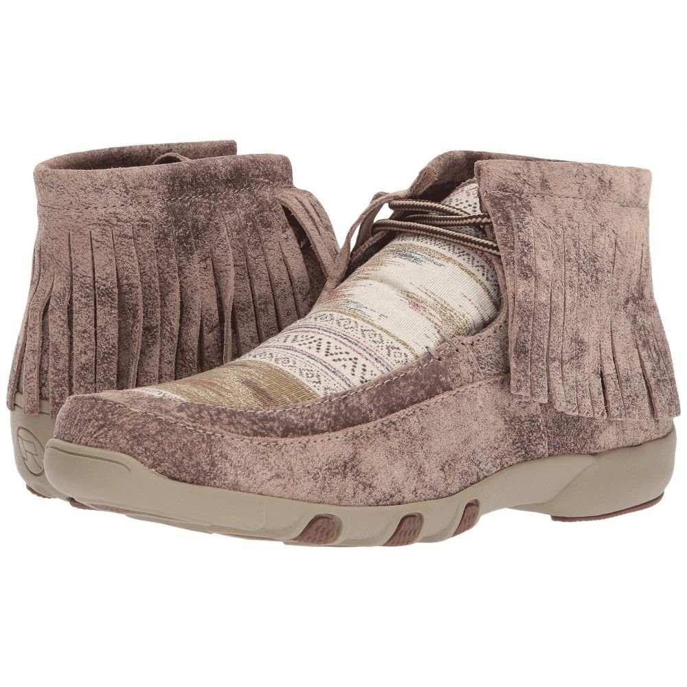 ローパー レディース シューズ・靴 ブーツ【Santa Fe】Brown
