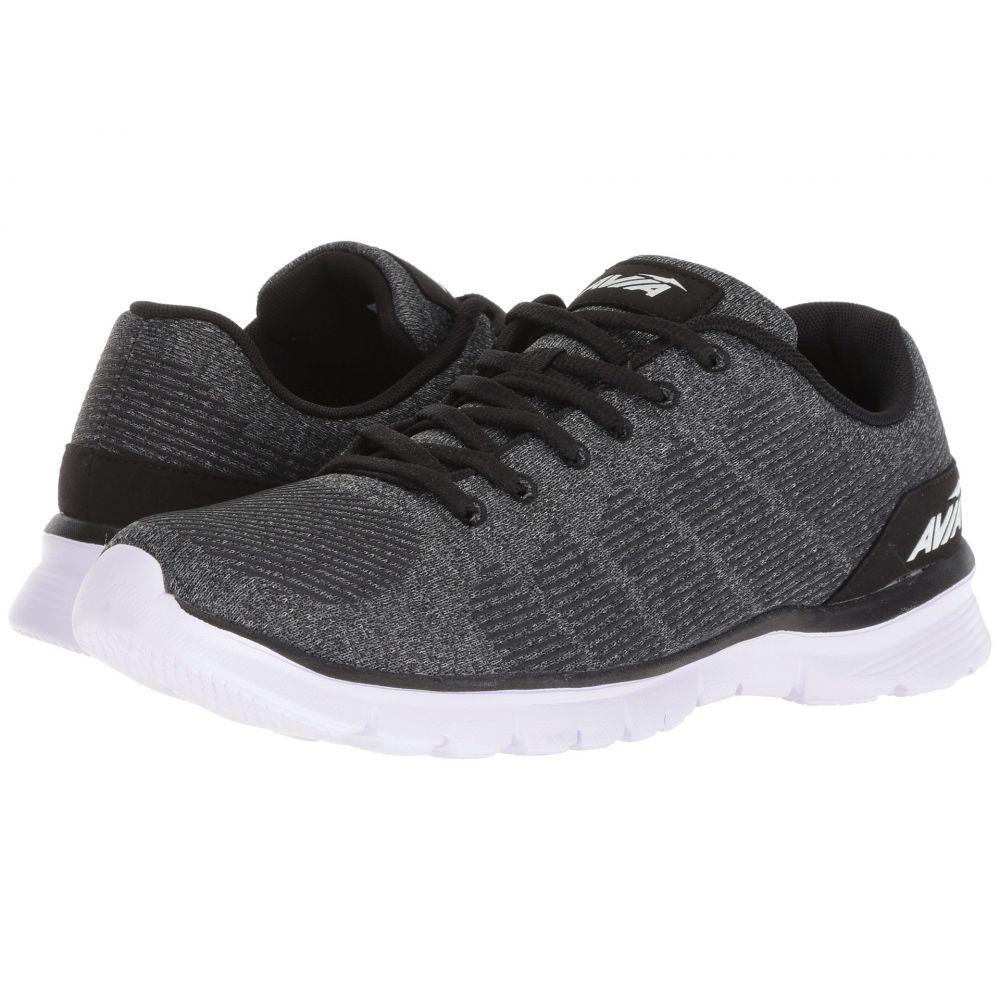 アヴィア メンズ ランニング・ウォーキング シューズ・靴【Avi-Rift】Black/Iron Grey/White