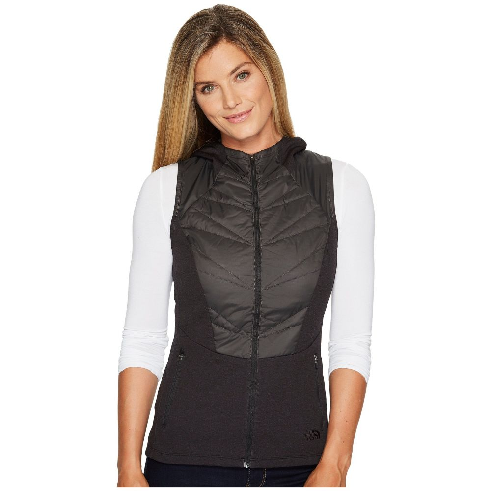 ザ ノースフェイス レディース トップス ベスト・ジレ【Motivation Psonic Vest】TNF Black/TNF Dark Grey Heather