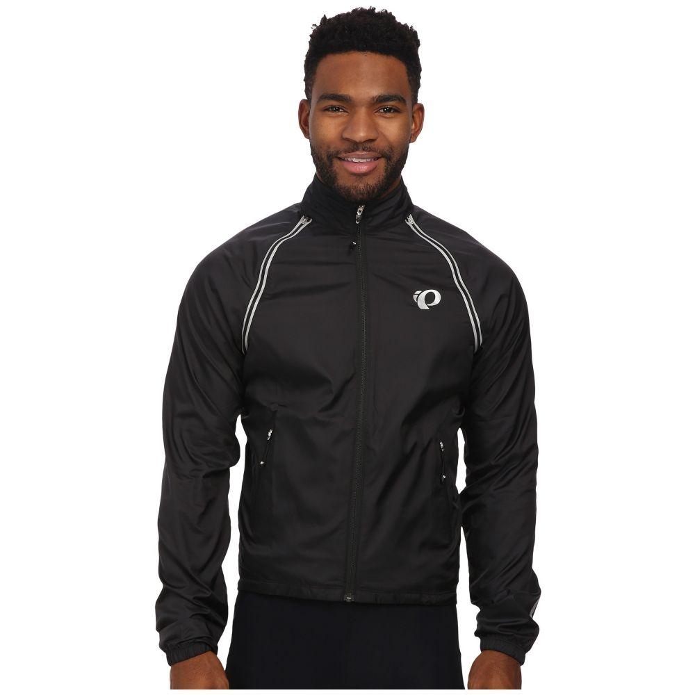 パールイズミ メンズ 自転車 アウター【Elite Barrier Convertible Cycling Jacket】Black