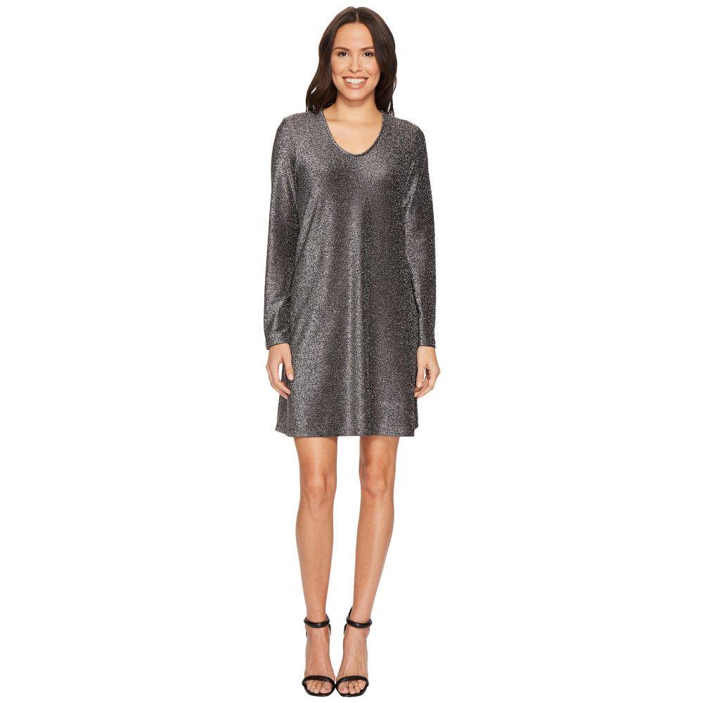 カレンケーン レディース ワンピース・ドレス ワンピース【Sparkle Taylor Dress】Black/Silver