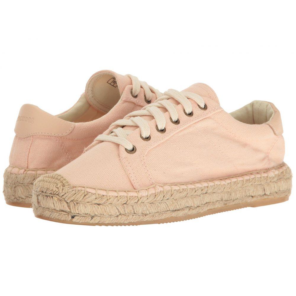 ソルドス レディース テニス シューズ・靴【Platform Tennis Sneaker】Soft Rose