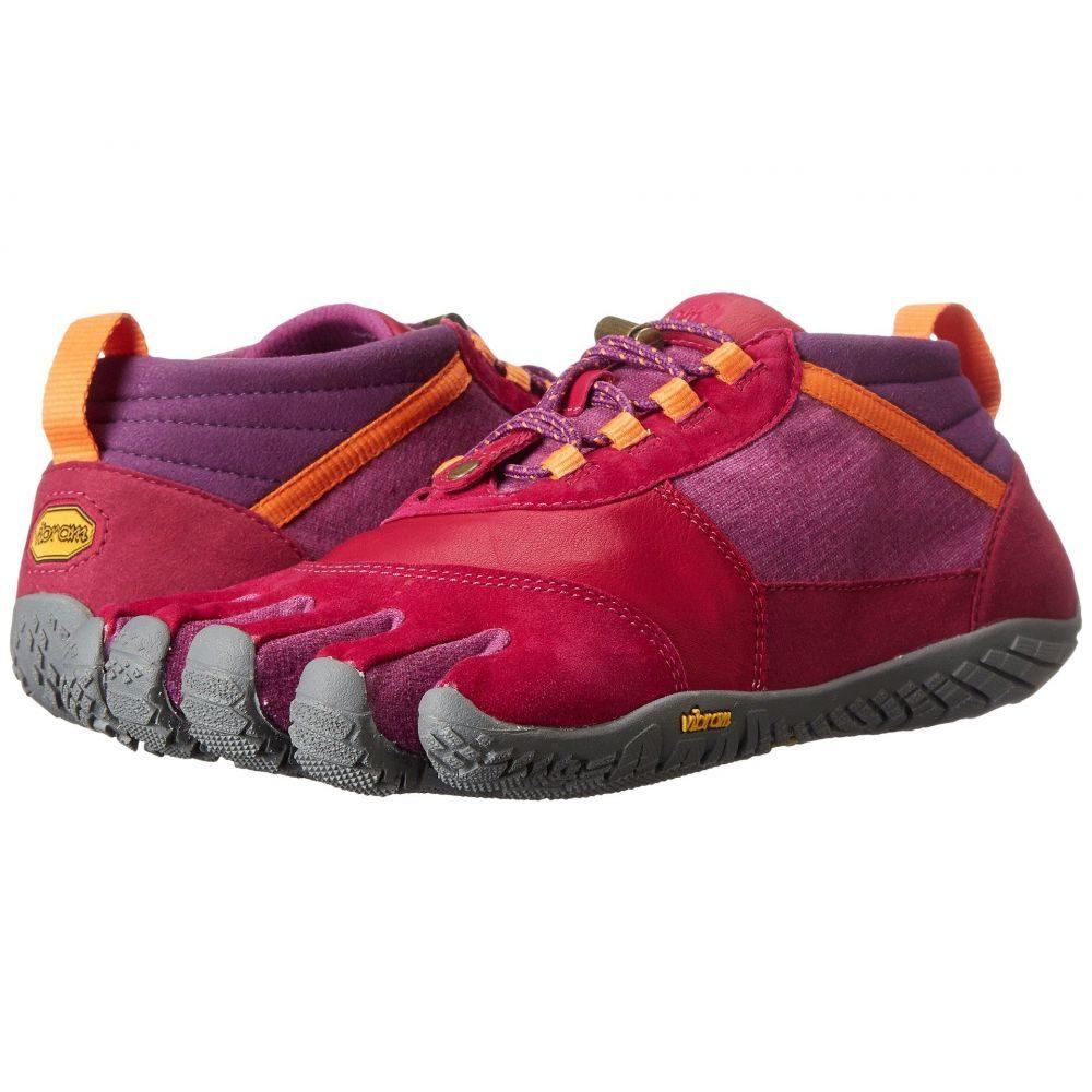 ビブラムファイブフィンガーズ レディース シューズ・靴 スニーカー【Trek Ascent LR】Pink/Grey/Orange