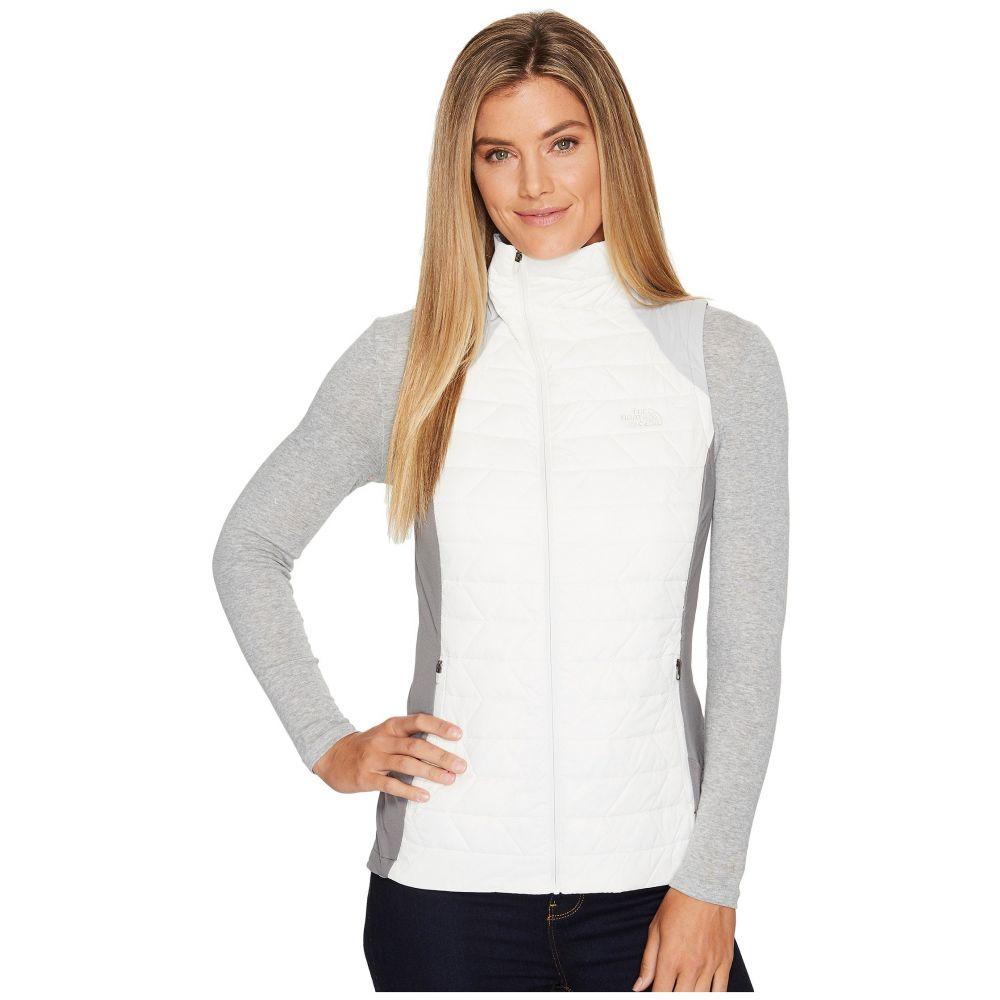 ザ ノースフェイス レディース トップス ベスト・ジレ【ThermoBall Active Vest】Vaporous Grey/High Rise Grey