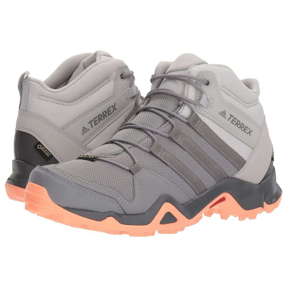 【新作入荷!!】 アディダス レディース GTX】Grey ハイキング・登山 シューズ・靴【Terrex アディダス AX2R レディース Mid GTX】Grey Two/Grey Three/Chalk Coral, 小の字屋:8406244d --- canoncity.azurewebsites.net