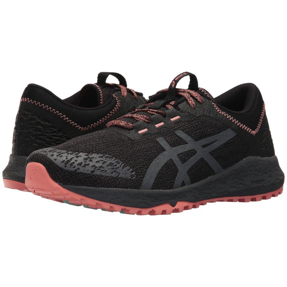 アシックス レディース ランニング・ウォーキング シューズ・靴【Alpine XT】Black/Carbon/Begonia Pink, ROMANTIC a2ad1b47