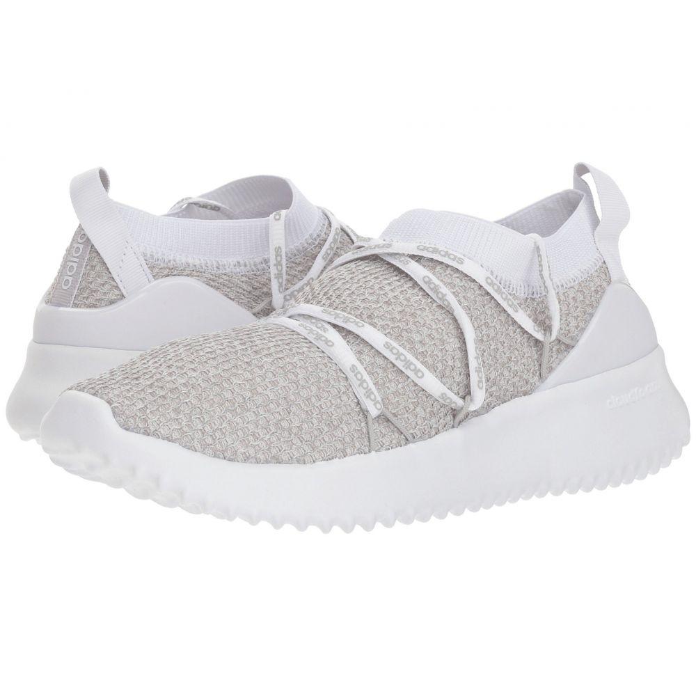 アディダス レディース ランニング・ウォーキング シューズ・靴【Ultimate Motion】White/White/Grey Two