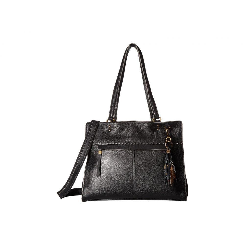 ザ サク レディース バッグ ハンドバッグ【Alameda Leather Carry All】Black