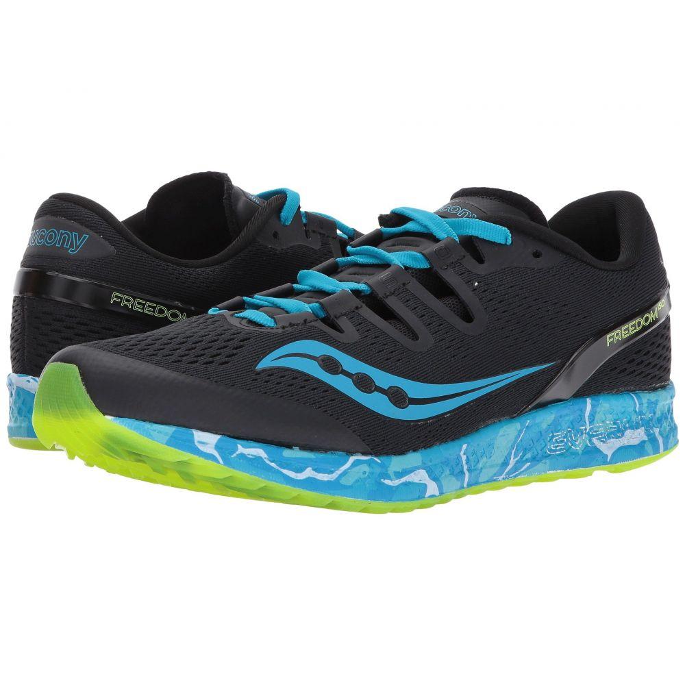 上品なスタイル サッカニー メンズ Wave ランニング・ウォーキング シューズ メンズ・靴【Freedom ISO】Ocean ISO】Ocean Wave, レスキュージャパン:f5d5b211 --- totem-info.com