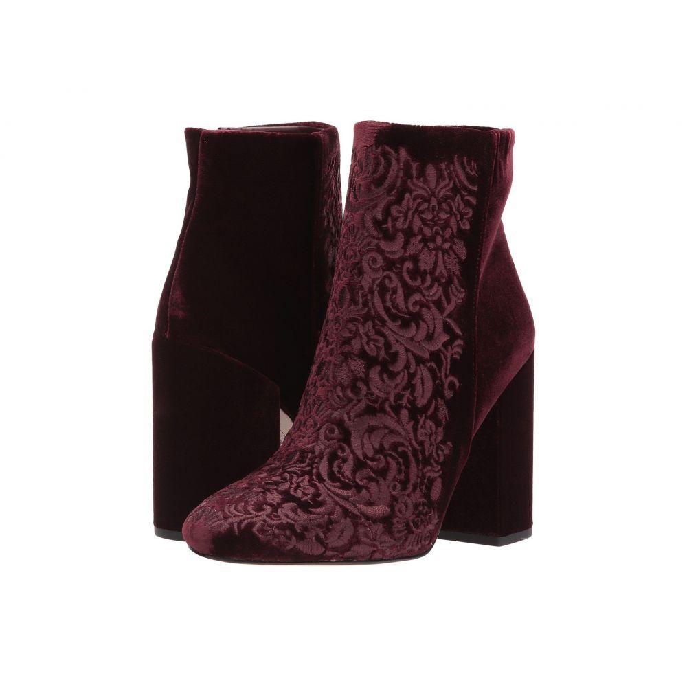ジェシカシンプソン レディース シューズ・靴 ブーツ【Wovella】Rouge Noir Velvet