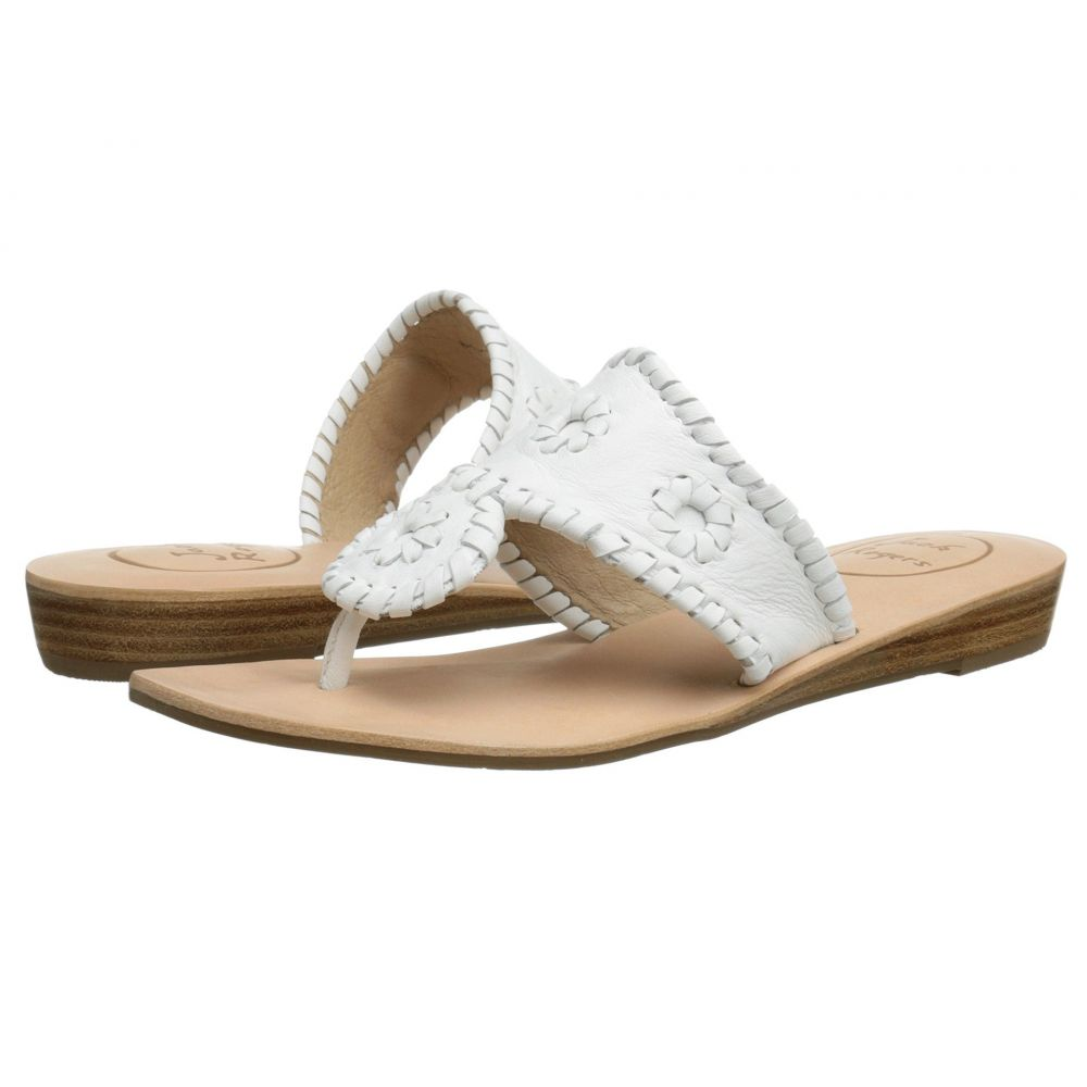 ジャックロジャース レディース シューズ・靴 ビーチサンダル【Capri】White