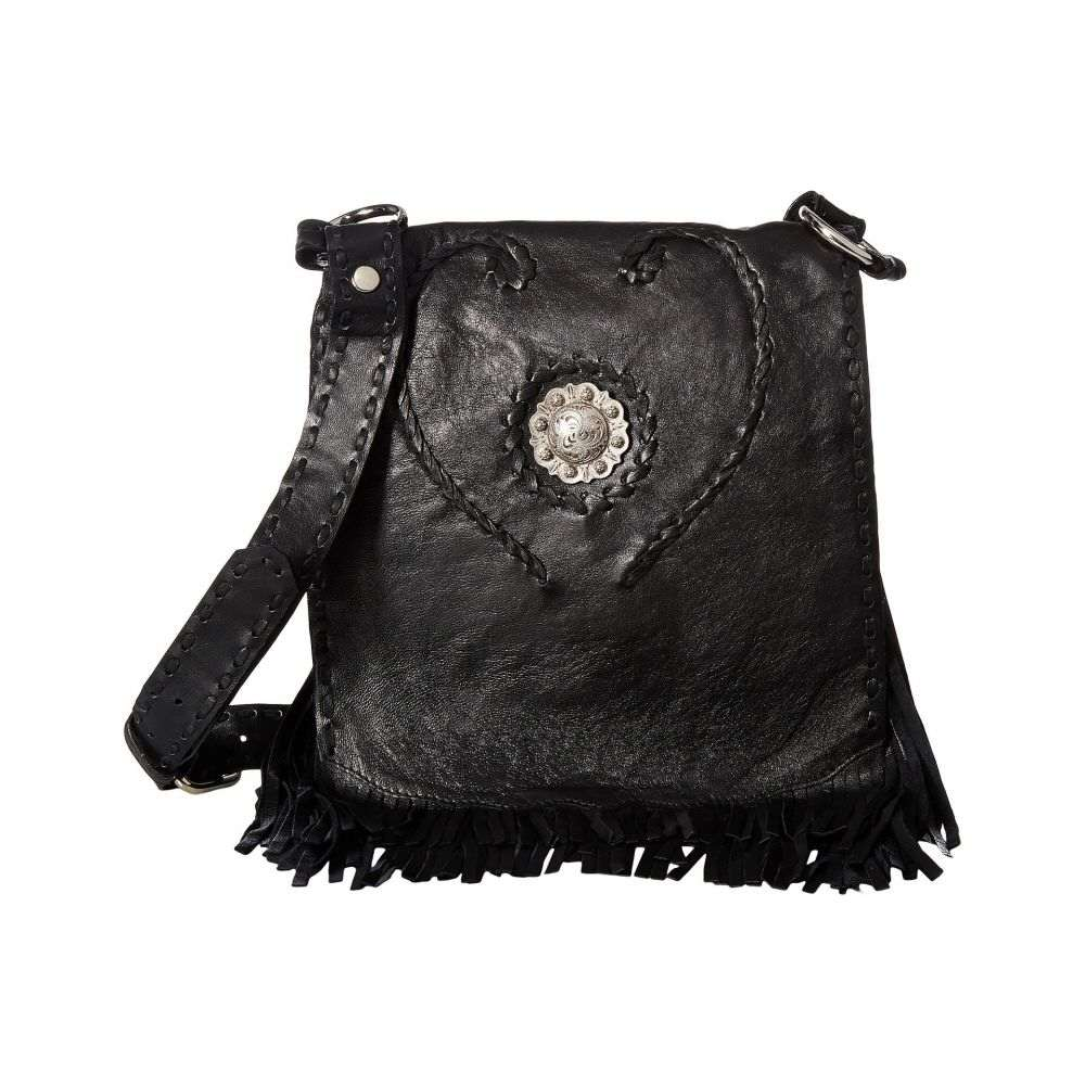 スカーリー レディース バッグ ショルダーバッグ【Annie Fringe Handbag】Black