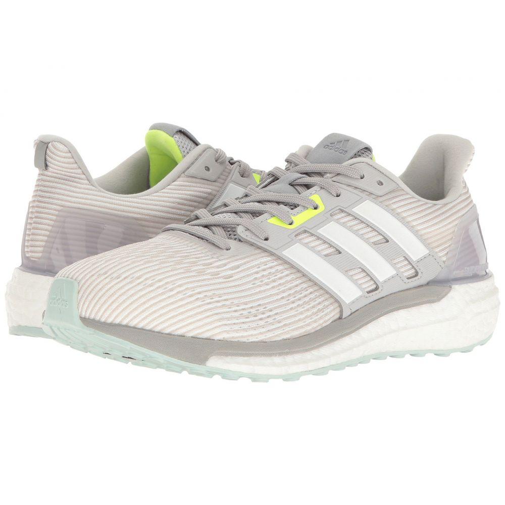 アディダス レディース ランニング・ウォーキング シューズ・靴【Supernova】Light Grey Heather Solid Grey/Footwear White/Medium Grey Heather