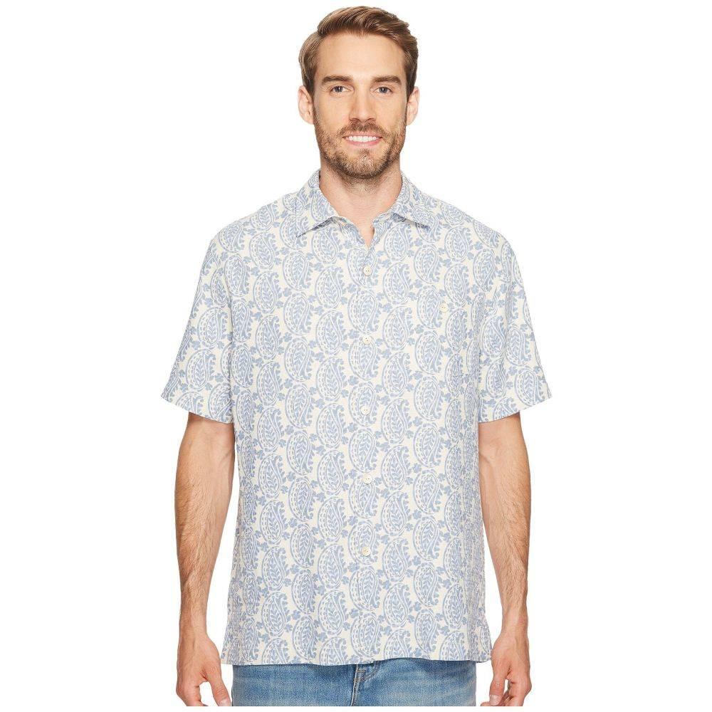 トミー バハマ メンズ トップス シャツ【Paisley Days Camp Shirt】Continental