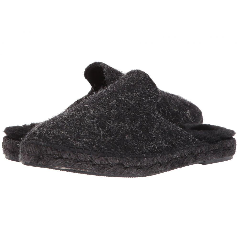 トニーポンズ レディース シューズ・靴【Malmo-L】Black/Black Fur