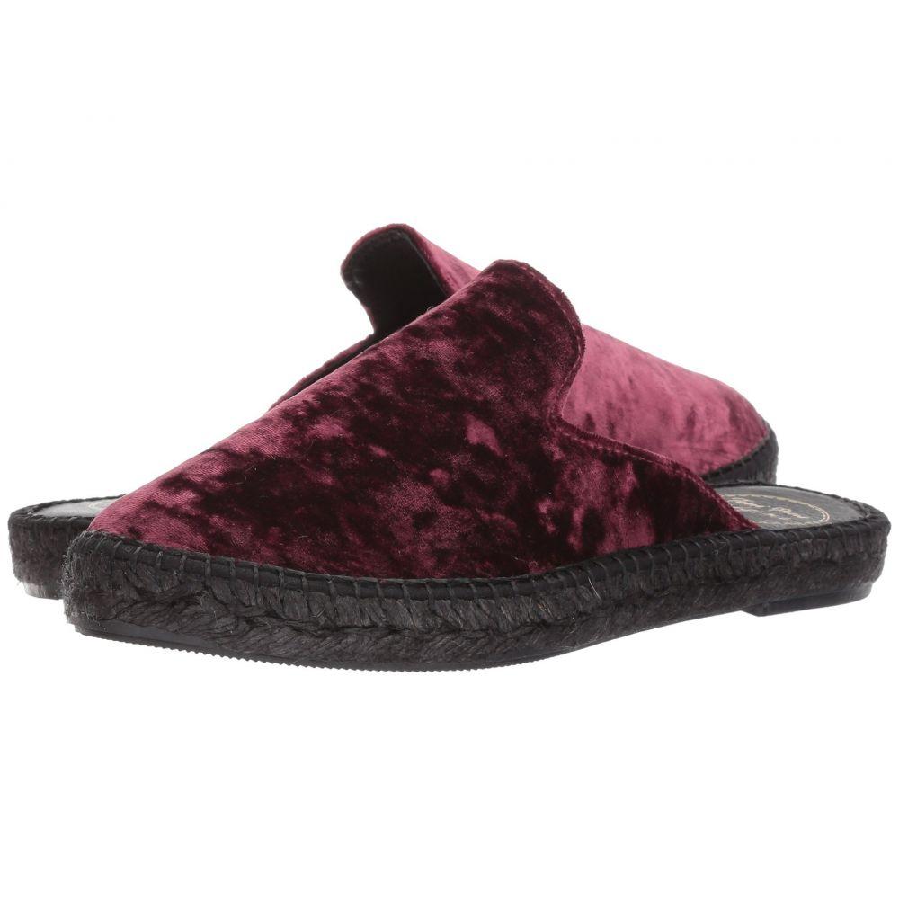 トニーポンズ レディース シューズ・靴【Malmo-Vx】Burgundy