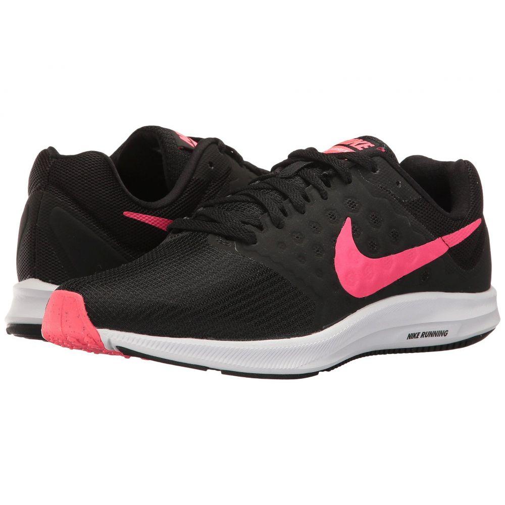ナイキ レディース ランニング・ウォーキング シューズ・靴【Downshifter 7】Black/Racer Pink/White