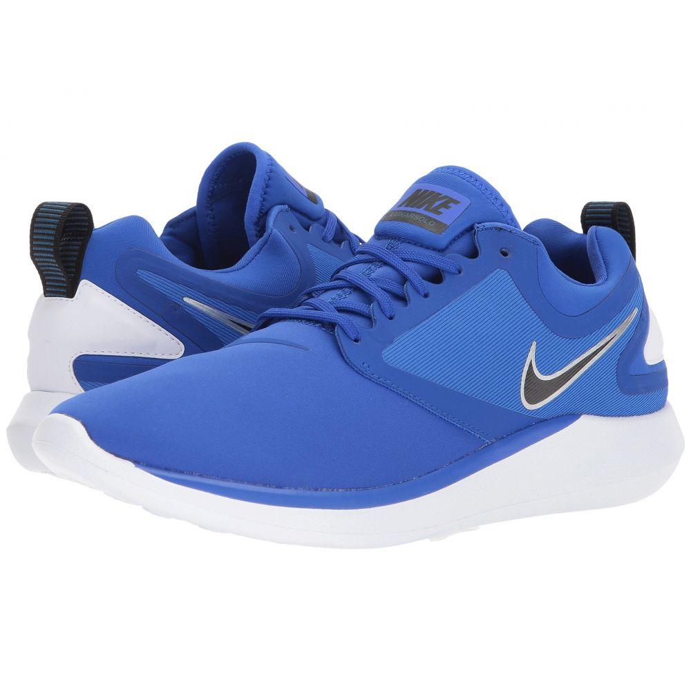 2018新入荷 ナイキ メンズ ランニング Force/White Blue/Black/Blue・ウォーキング メンズ シューズ・靴【LunarSolo】Racer Blue/Black/Blue Force/White, エアリーコンタクト:aebe6683 --- business.personalco5.dominiotemporario.com