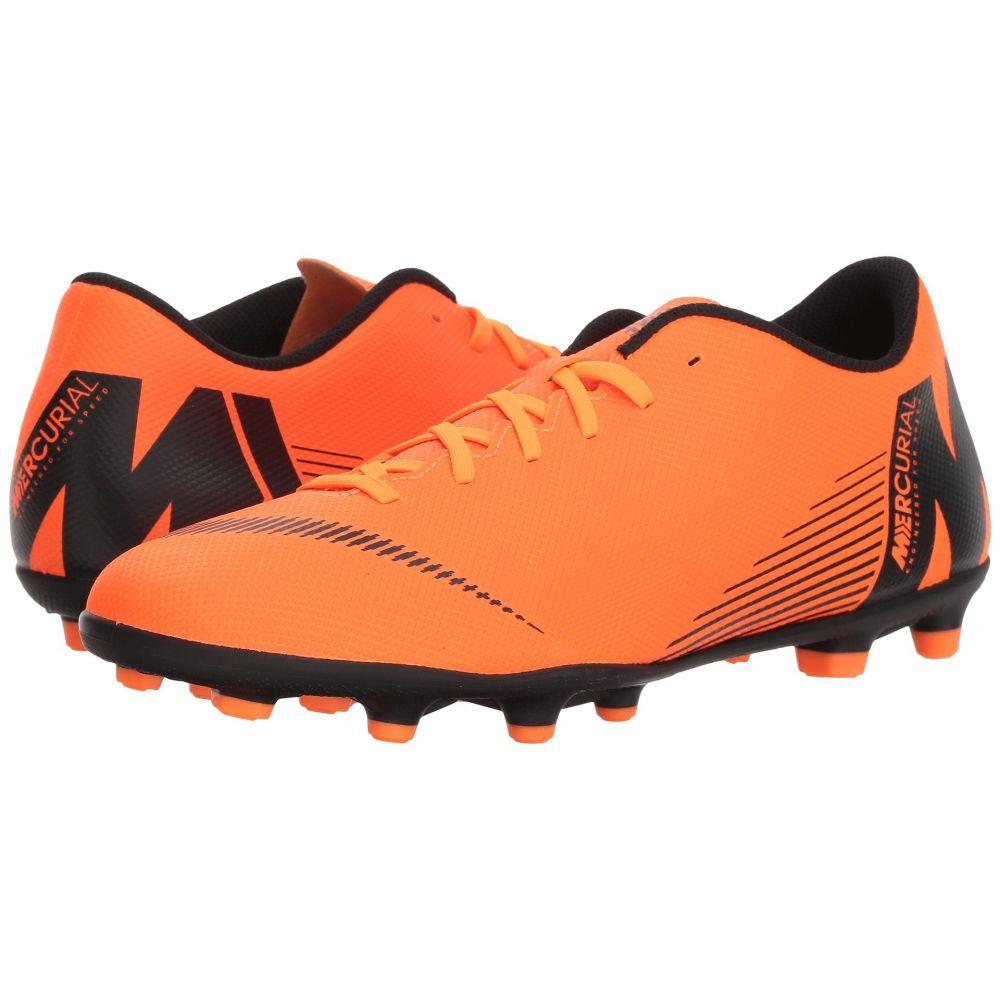 ナイキ メンズ サッカー シューズ・靴【Vapor 12 Club MG】Total Orange/White/Total Orange/Volt