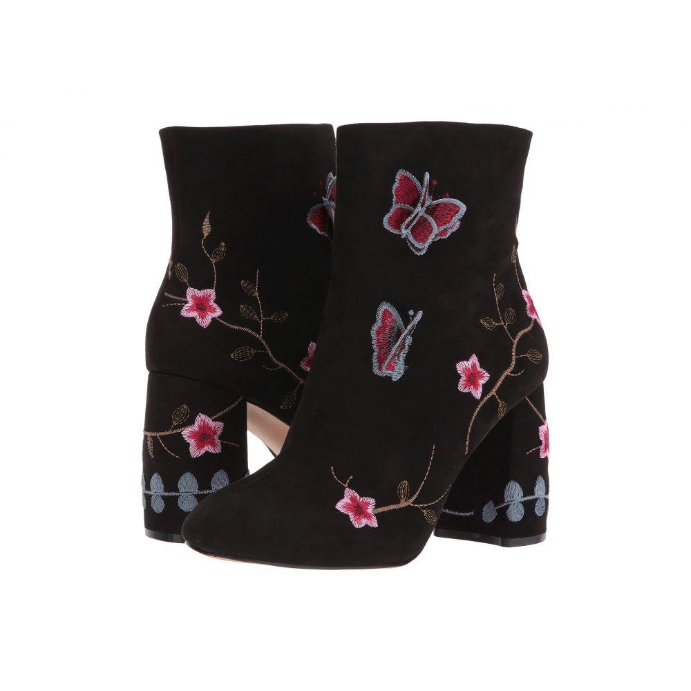 ナネット レポー レディース シューズ・靴 ブーツ【Lilly-NL】Black