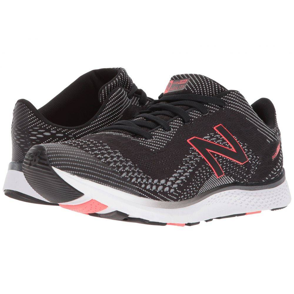 ニューバランス レディース ランニング・ウォーキング シューズ・靴【WXAGLv2】Black/Silver Mink