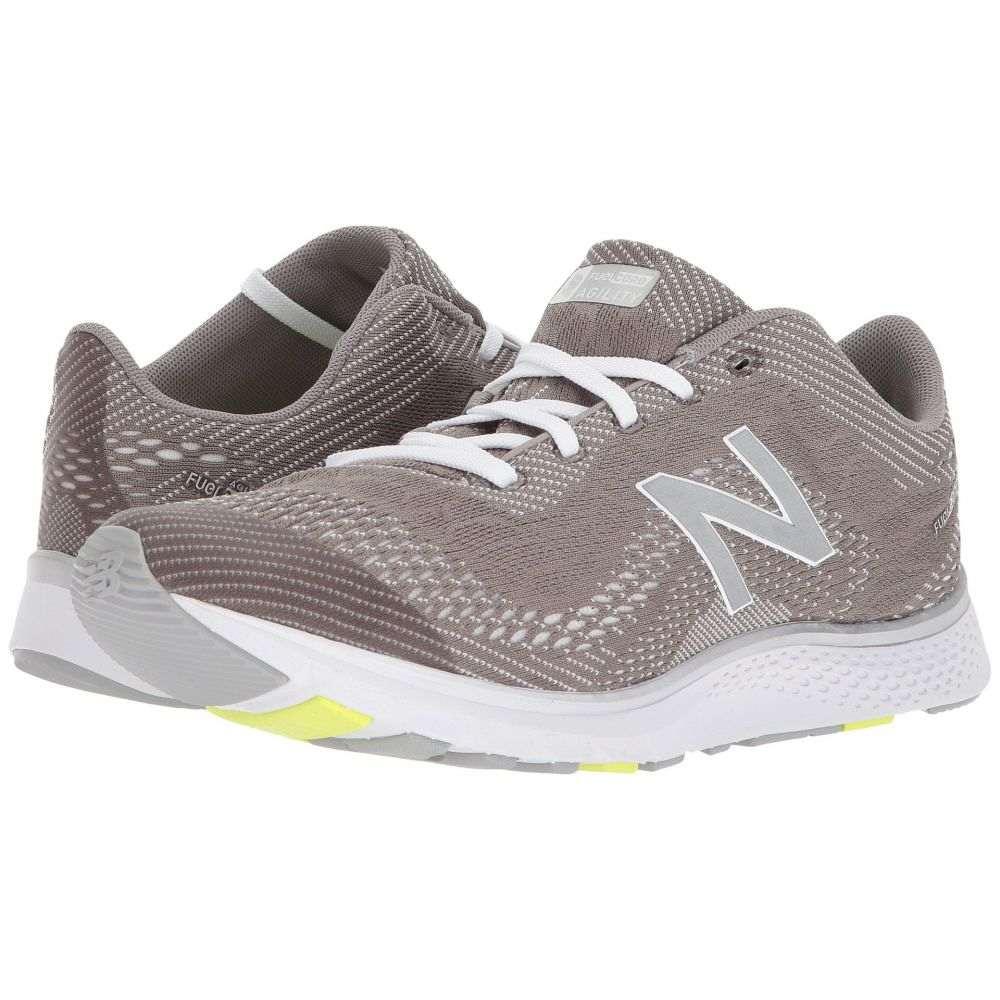 ニューバランス レディース ランニング・ウォーキング シューズ・靴【WXAGLv2】Silver Mink/White