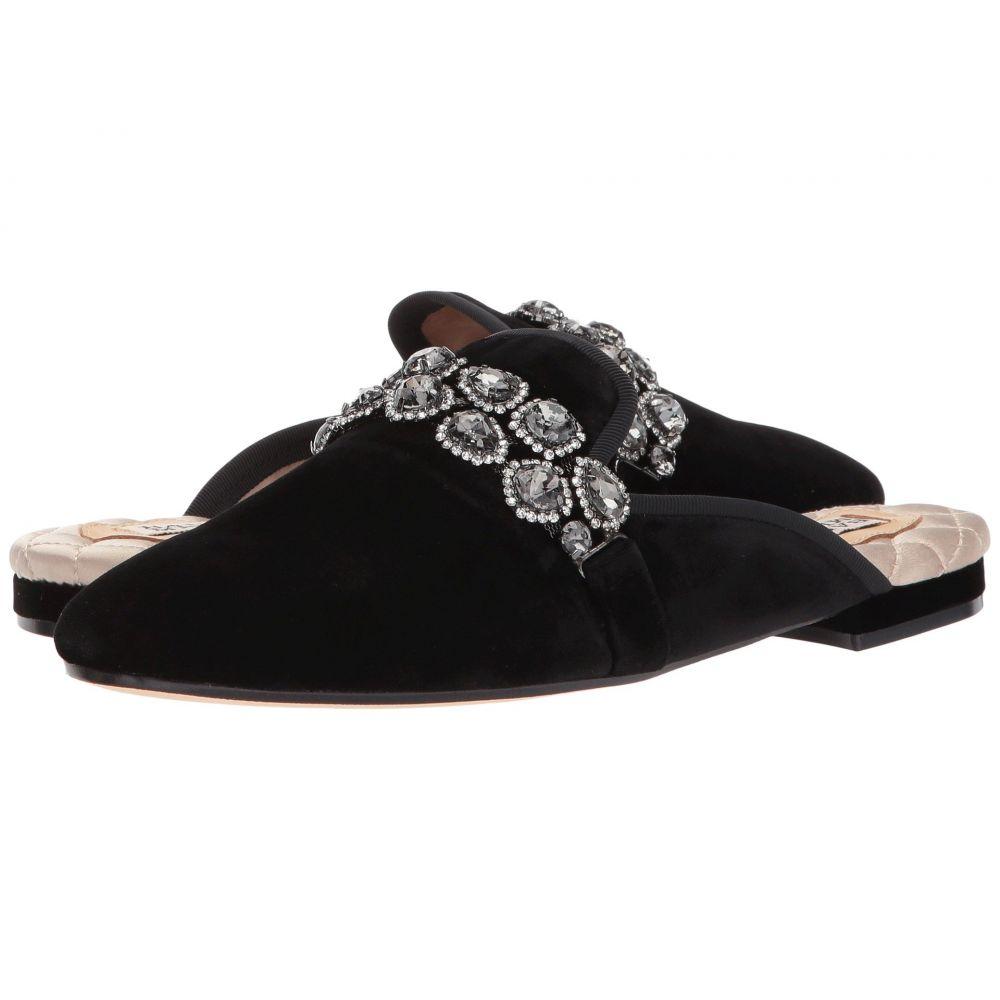 バッジェリー ミシュカ レディース シューズ・靴 サンダル・ミュール【Wade】Black Velvet