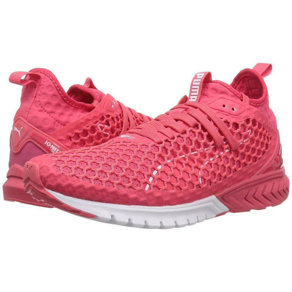 プーマ レディース ランニング・ウォーキング シューズ・靴【Ignite Dual Netfit】Paradise Pink/Puma White