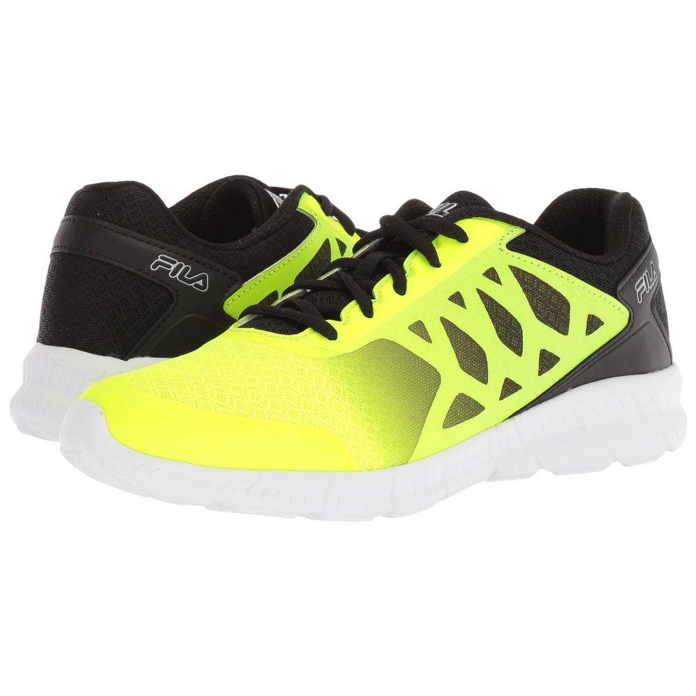 最大の割引 フィラ フィラ メンズ ランニング・ウォーキング Faction シューズ・靴【Memory 3 Faction 3 Running】Safety Yellow/Black/Metallic Silver, コウホクク:04c3f8f9 --- portalitab2.dominiotemporario.com