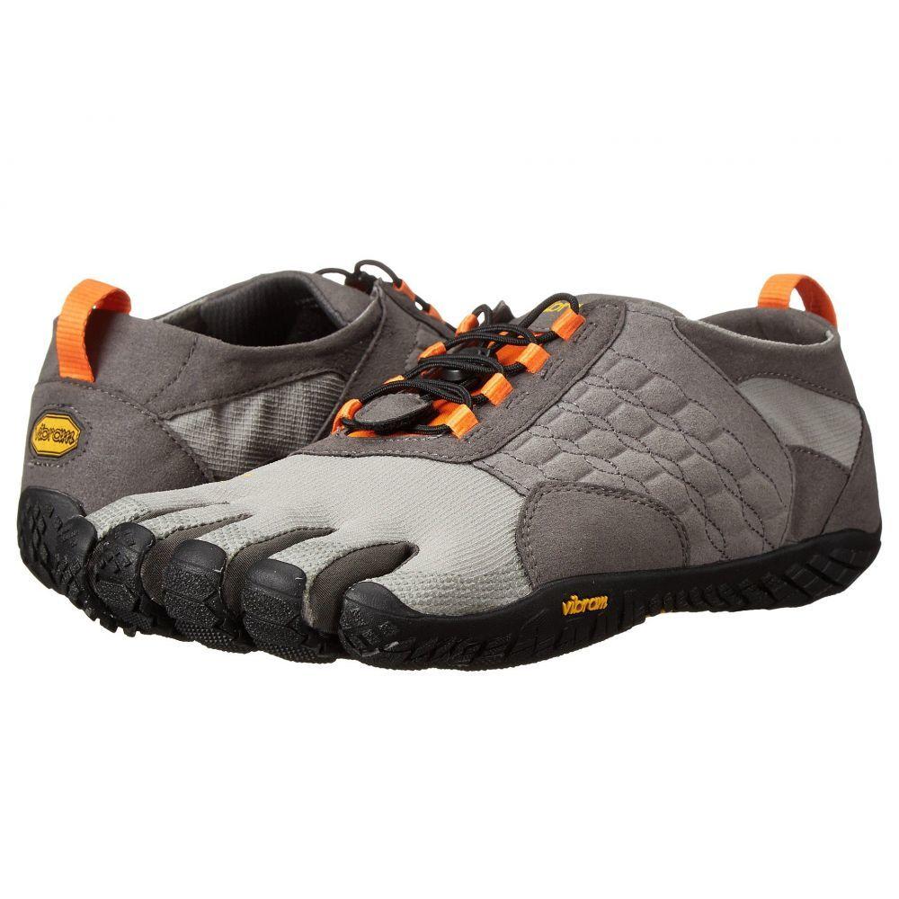 ビブラムファイブフィンガーズ メンズ ハイキング・登山 シューズ・靴【Trek Ascent】Grey/Black/Orange
