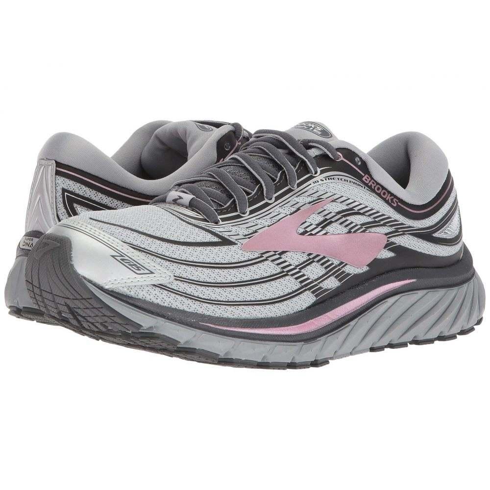 ブルックス レディース ランニング・ウォーキング シューズ・靴【Glycerin 15】Silver/Grey/Rose