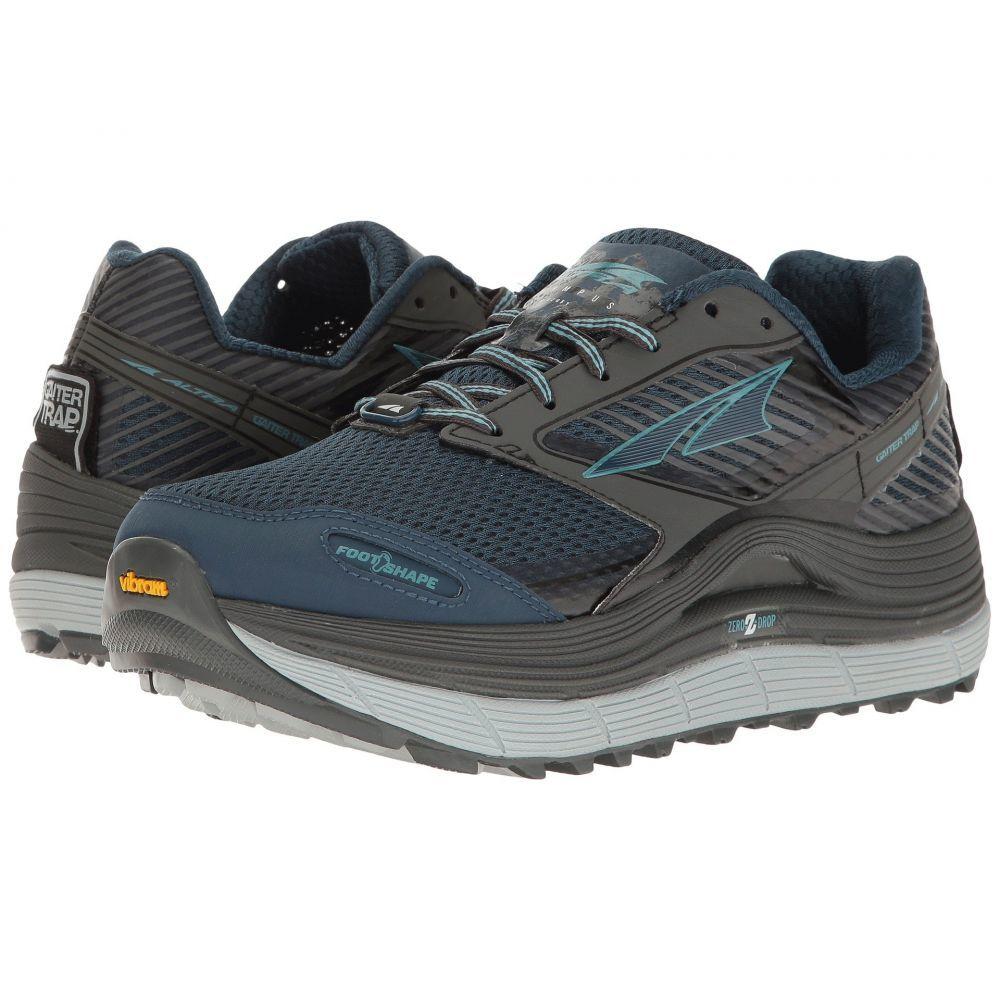 アルトラ レディース ランニング・ウォーキング シューズ・靴【Olympus 2.5】Gray/Blue
