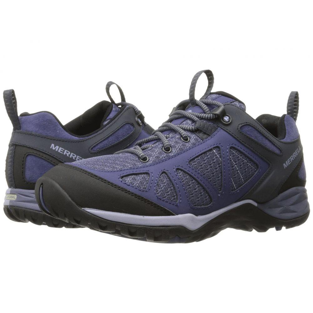 メレル レディース ハイキング・登山 シューズ・靴【Siren Sport Q2】Crown Blue