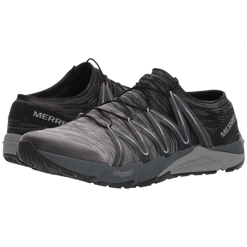 メレル メンズ ランニング・ウォーキング シューズ・靴【Bare Access Flex Knit】Black