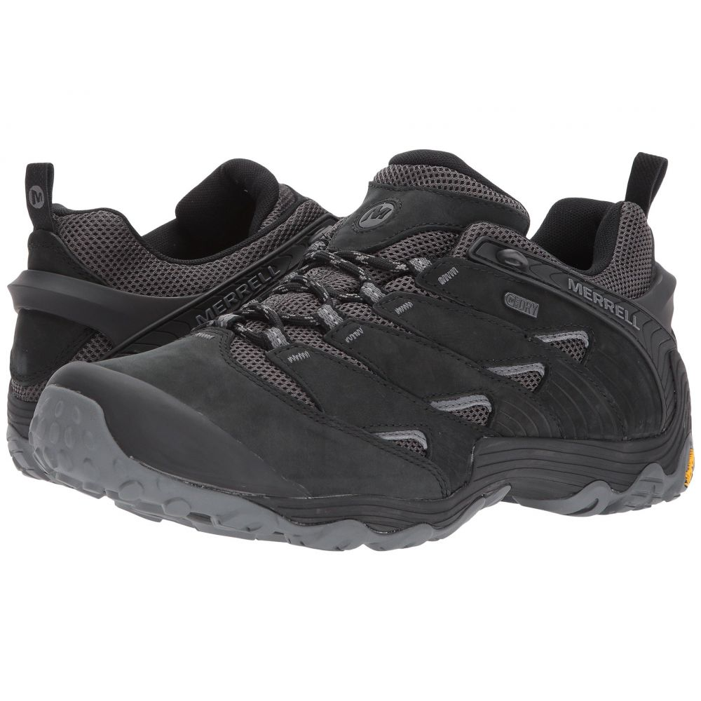 メレル メンズ ハイキング・登山 シューズ・靴【Cham 7 Waterproof】Black
