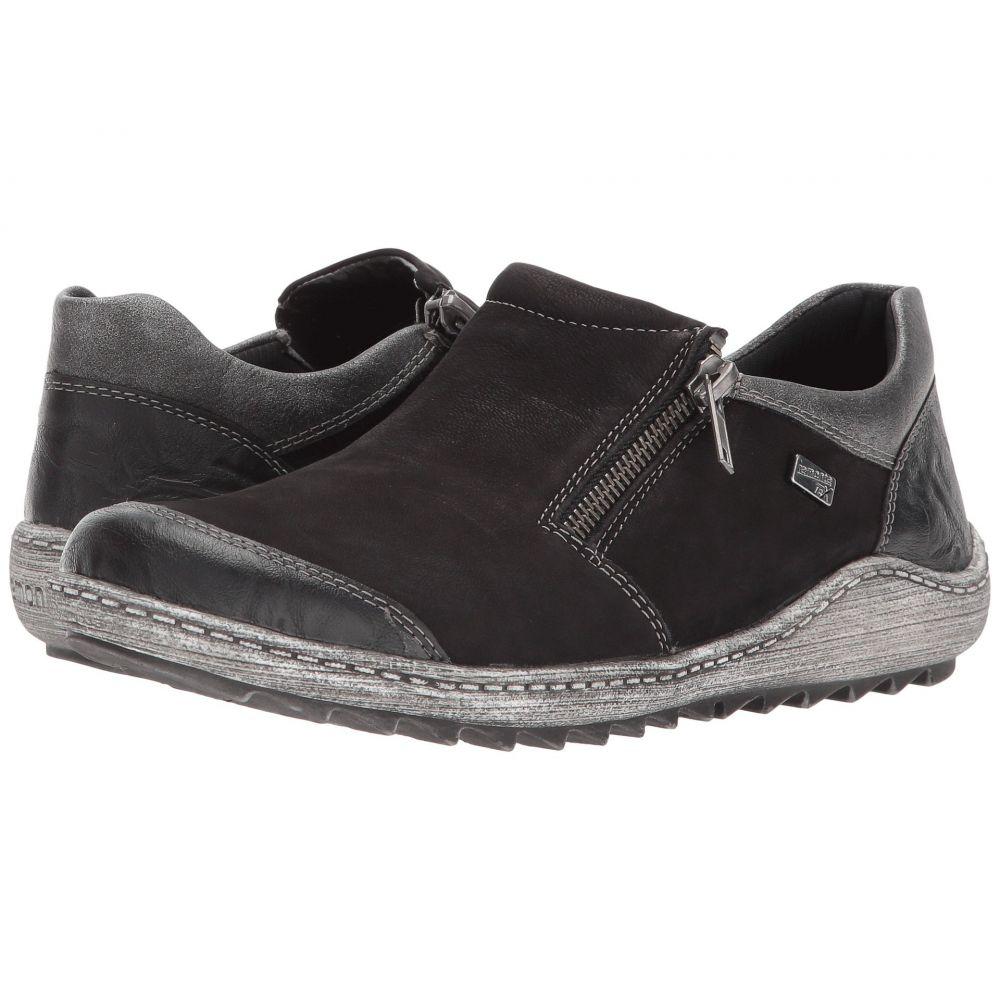 リエカー レディース シューズ・靴【R1403 Liv 03】Black/Black/Altsilber