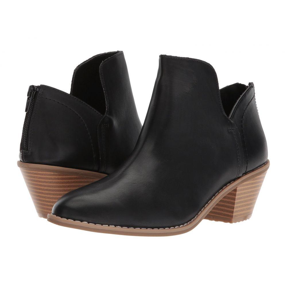 Smooth ブーツ【Bomer】Black シューズ・靴 レディース ロケットドッグ