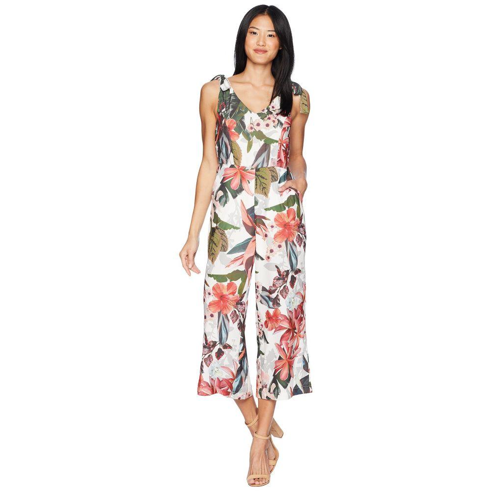 ロメオアンドジュリエットクチュール レディース ワンピース・ドレス オールインワン【Floral Jumpsuit】White Multi