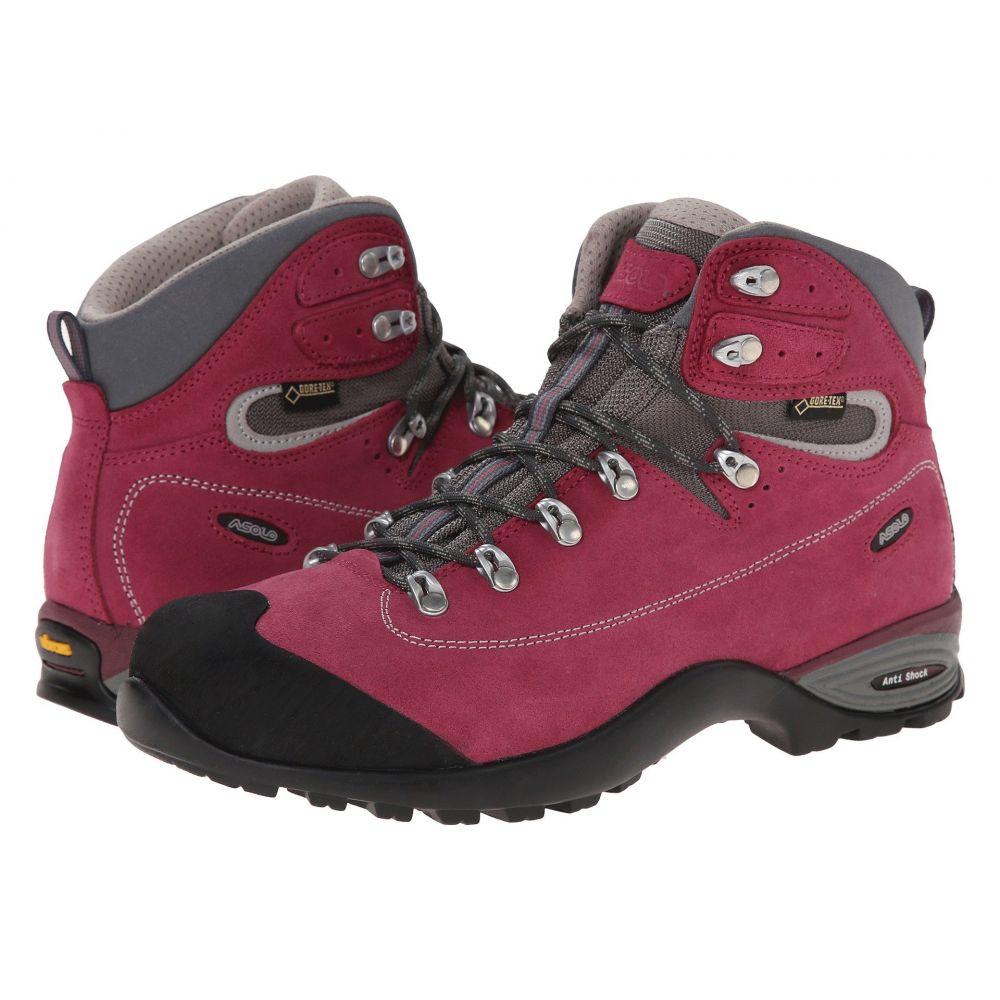 アゾロ レディース ハイキング・登山 シューズ・靴【Tacoma GV】Redbud