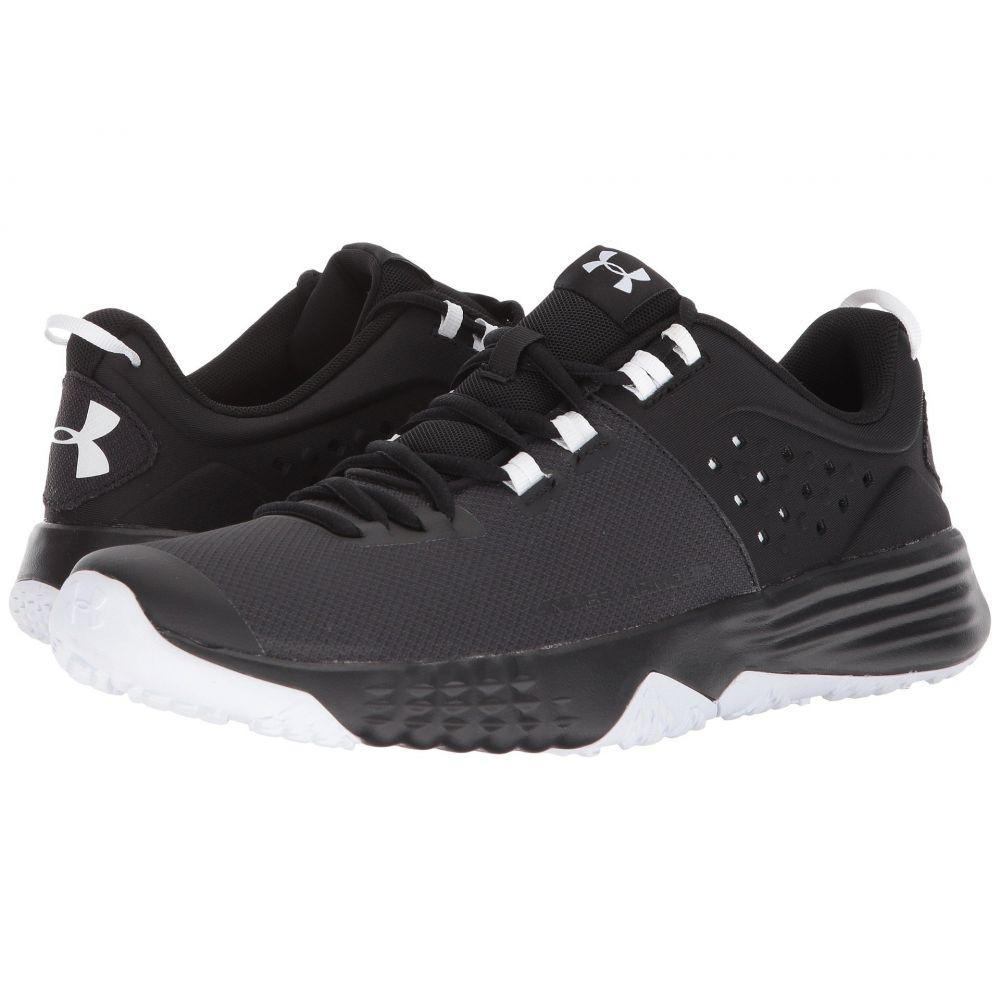 アンダーアーマー メンズ ランニング・ウォーキング シューズ・靴【UA BAM Trainer】Black/Black/White