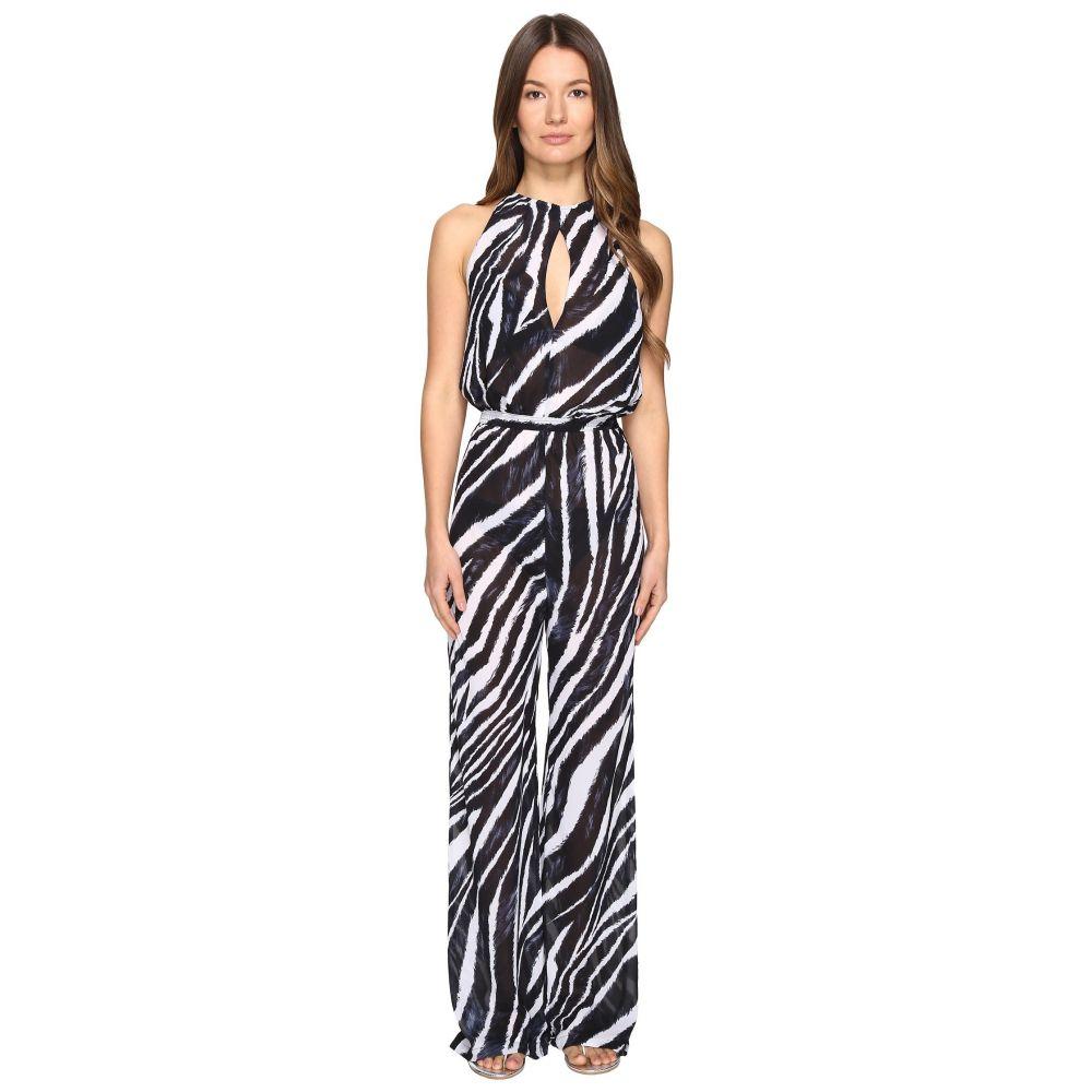 エージェントプロヴォケイター レディース ワンピース・ドレス オールインワン【Isabell Jumpsuit】Zebra