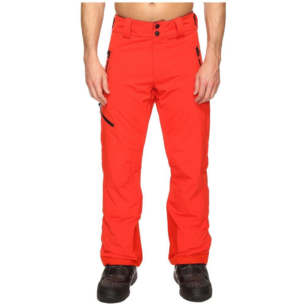 オバマイヤー メンズ スキー・スノーボード ボトムス・パンツ【Force Pants】Red